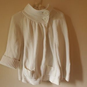 Women's cotton sweater